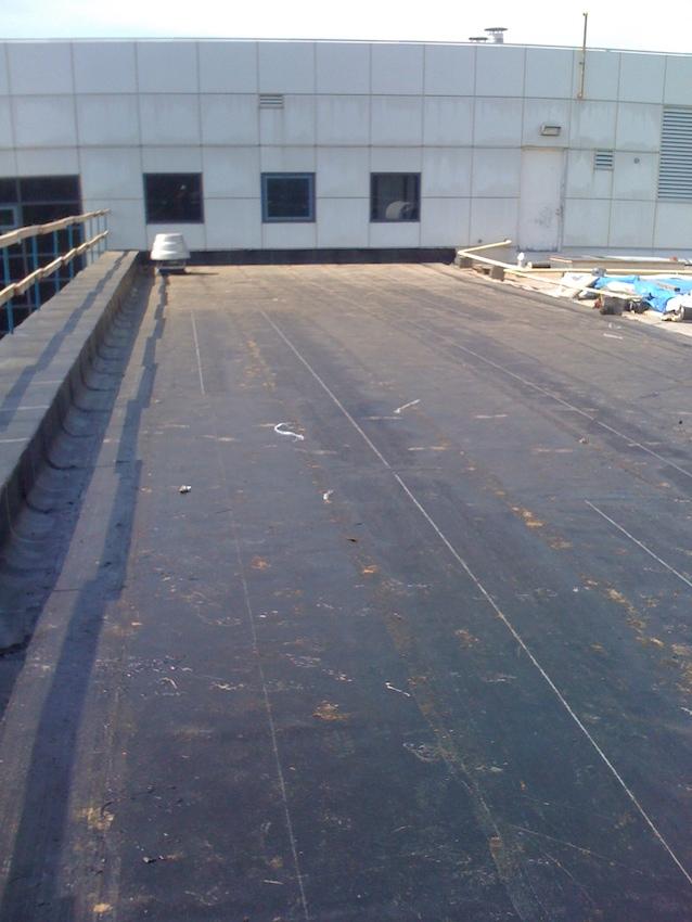 Mod Bit Flat Roof Mississauga Ontario 6