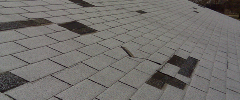 sloped roof repair ontario
