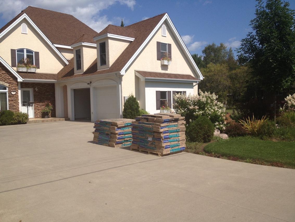 Shingle Roof Replacement Burlington Ontario 1