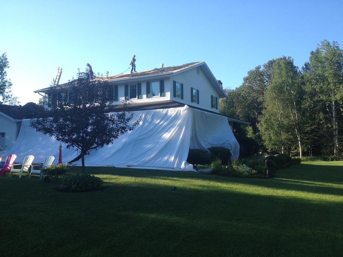 Shingle Roof Residential Sudbury Ontario 2