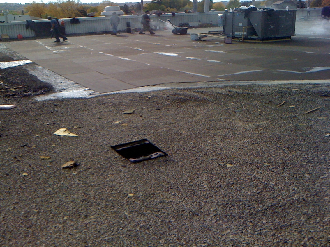 Value Village Stoney Creek Ontario Flat Roof 11