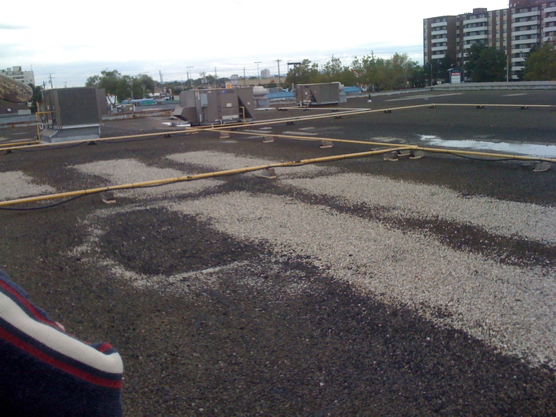 Value Village Stoney Creek Ontario Flat Roof 3