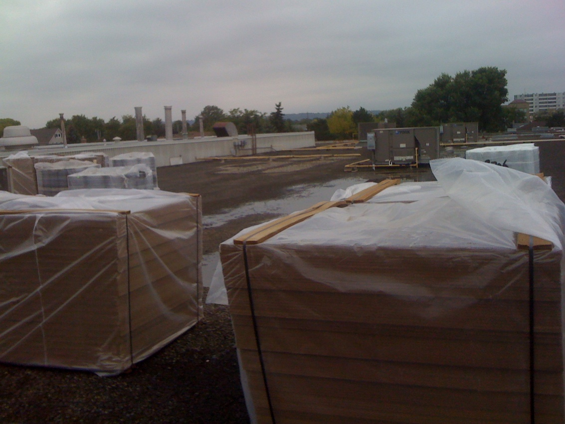 Value Village Stoney Creek Ontario Flat Roof 4